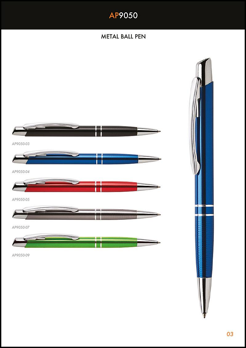 Kugelschreiber und Bleistifte