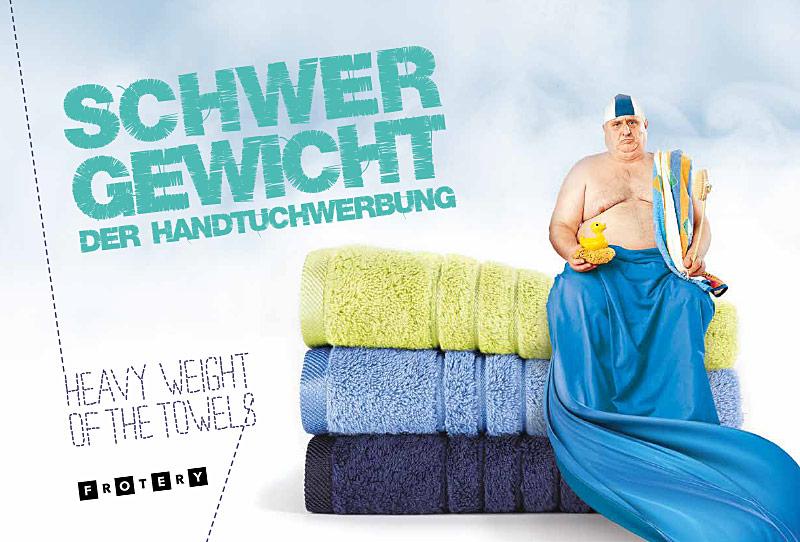 FROTERY Katalog mit Handtücher, Bademäntel, Badteppiche uvm.
